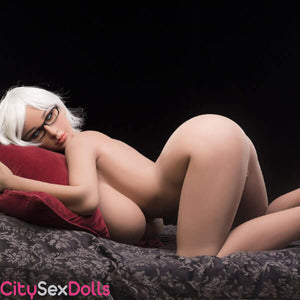Curvy Adult Teacher Sex Doll with Big Boobs