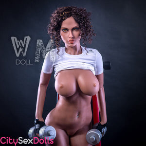 D-Cup Sexy Athlete Sex Doll - Darya