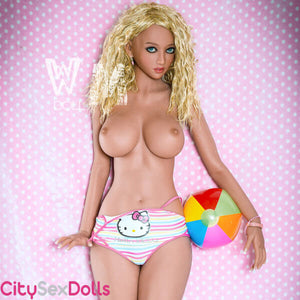 Do you wanna play with Volleyball lover Lovedoll