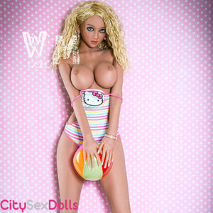 E-Cup Volleyball lover Lovedoll - Salima
