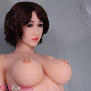 G-Cup Sex Doll in a Hotel Room - Virtue