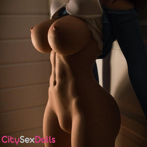 H-Cup Curvy Sex Doll - Antonia