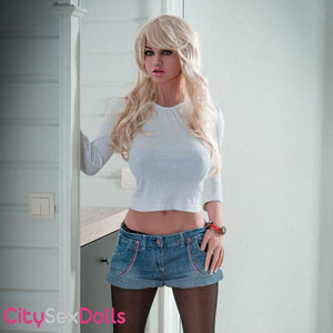 H-Cup Premium Lifelike Sex Doll - Liz