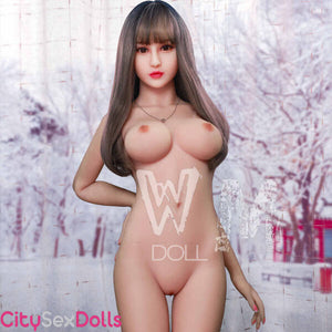 Hot Chinese Sexdoll naked