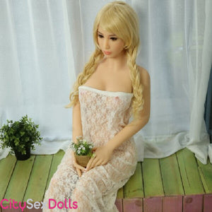 "163cm (5ft 4"") C-Cup Love Doll Real Sex Doll - Tutu"