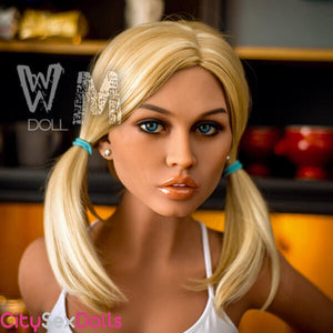 Most realistic sexy Lovedoll with WM Head 370