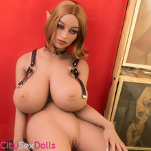 Load image into Gallery viewer, Naked Big Boobs Elf Sexdoll