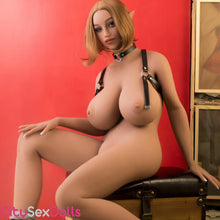 Load image into Gallery viewer, Nude Big Boobs Elf Sexdoll