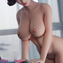 Load image into Gallery viewer, Nude bobs of Sex Doll in a Hotel Room