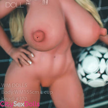 Load image into Gallery viewer, Nude body of Huge Boobs Soccer Star Doll