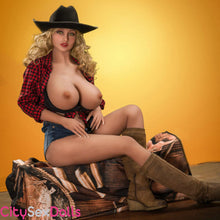 Load image into Gallery viewer, Nude boobs of Real Cowboy Sexdoll