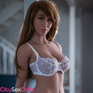Persian Wife Sex Doll in sexy white bra