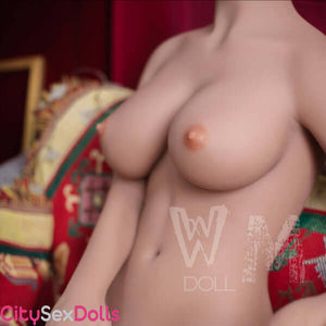 Santa Lovedoll with huge Melons showing boobs