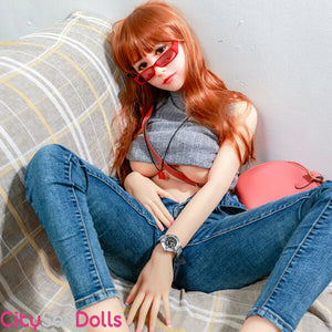 Sex Companion Love Doll opening legs
