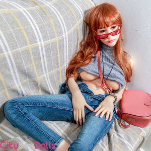 Sex Companion Love Doll removing clothes