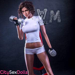 Sexy Athlete Sex Doll