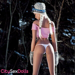 Sexy butt of Ultra Soft TPE Sex Doll