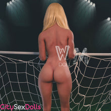 Load image into Gallery viewer, Sexy naked ass of Soccer Lover Sex Doll