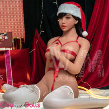 Load image into Gallery viewer, Shy Santa Lovedoll with huge Melons