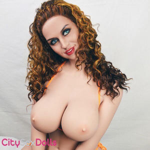 Super Real Sex Doll with busty beauty