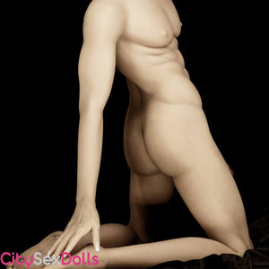 TPE LifeLike Male Sex Doll for Woman