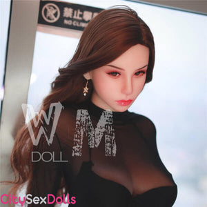 TPE Sex Doll with Big Boobs with WM Head 359
