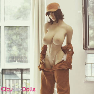 Tip taking Sexy Pizza Delivery Sex Doll