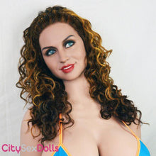 Load image into Gallery viewer, WM Super Real Sex Doll with busty beauty