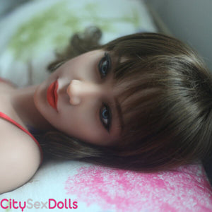 "163cm (5ft 4"") C-Cup Sex Dolls for Men - Asian Mami"