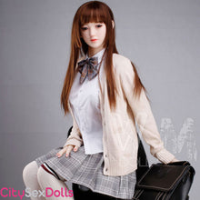 Load image into Gallery viewer, human like TPE Body with Silicone Head Love Doll