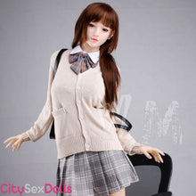 Load image into Gallery viewer, Japanese TPE Body with Silicone Head Love Doll