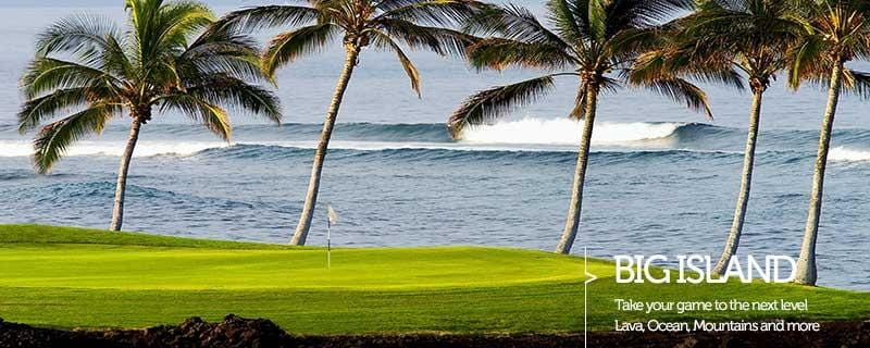 Big Island Golf Courses