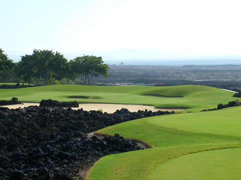 Hualālai Golf Club on the Big Island of Hawai'i