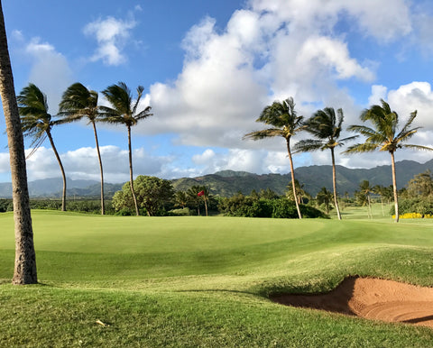 Poipu Bay Golf Course, Kauai, Hawaii