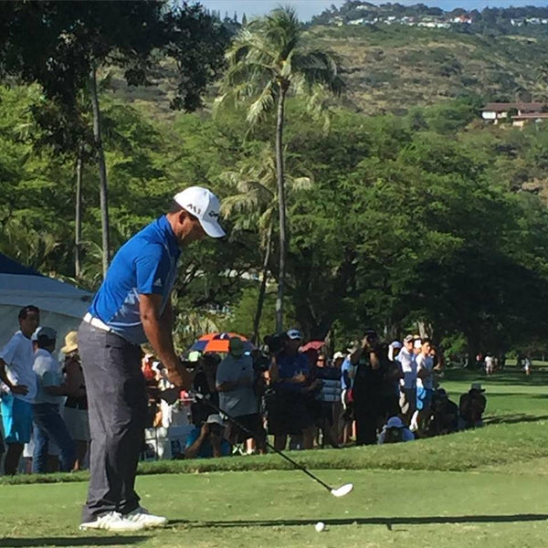 Sony Open 2016, Hawaii , Fabian Gomez