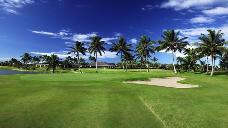 Hawaii Prince Golf Club fairway