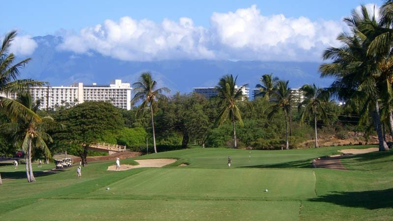 Kaanapali Kai fairway