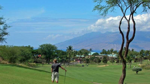 Another perfect day at Wailea Blue in Maui