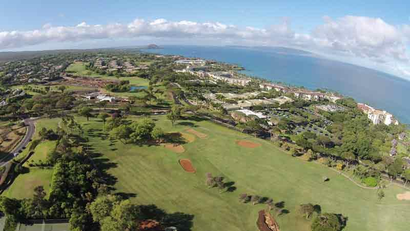 Wailea Blue Views of Back Nine