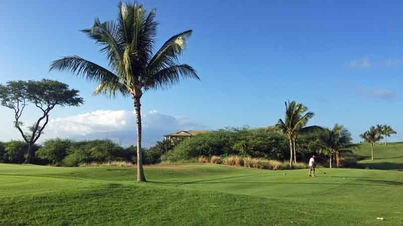 A perfect day at Wailea on the island of Maui