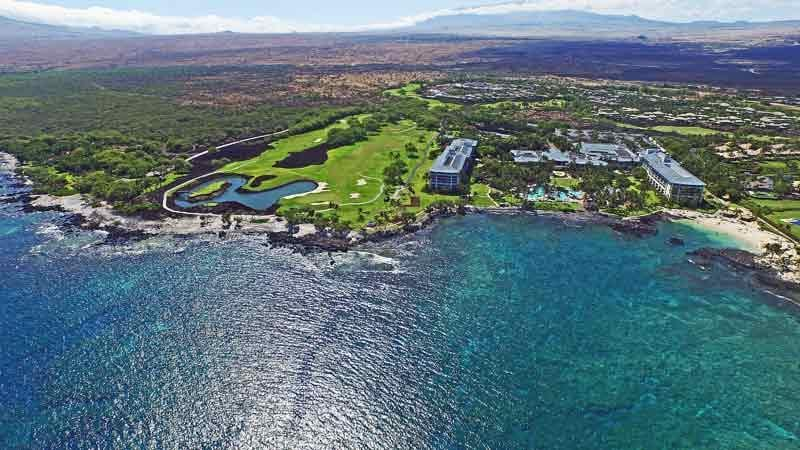 Mauna Lani North Ocean View Hawaii Tee Times