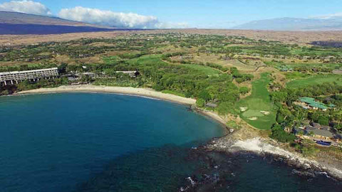 Mauna Kea Hole 11 and Bay with Hawaii Tee Times