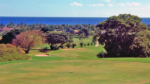 Hawaii Kai Golf Course ocean view