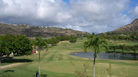 Hawaii Kai Golf Course fairway