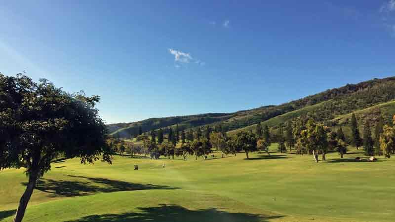 Book King Kamehameha front nine holes