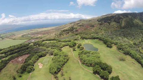 Kahili Back Nine Views from Hawaii Tee Times
