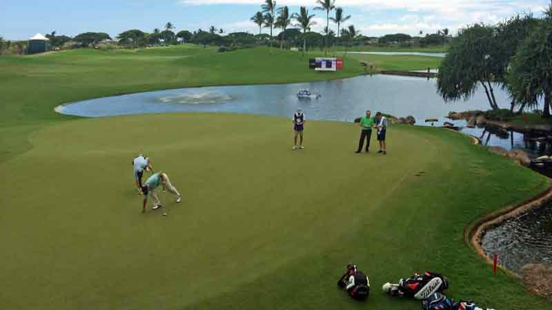 Kapolei Seniors Tournament 2014 Hawaii Tee Times