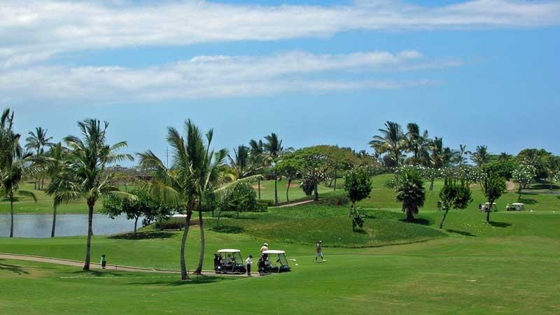 kapolei front nine fairway