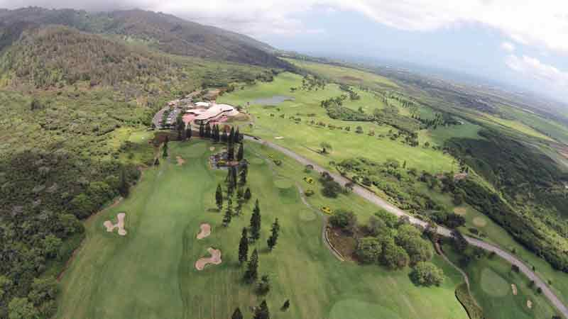 KIng Kamehameha Golf Back Nine