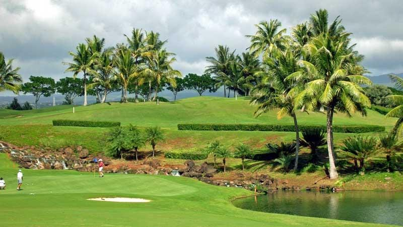 views of royal kunia golf